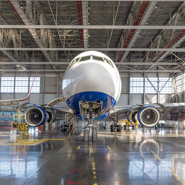 airplane fault finding