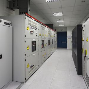 Utility panel fault detection